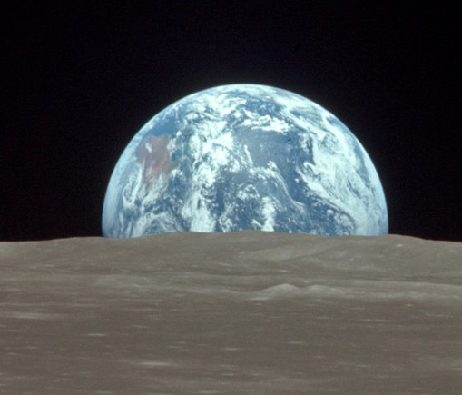 earth from moon apollo - photo #17